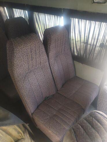 Продаю сиденья хорошие высокие на бус . Очень удобные есть 5 двушек