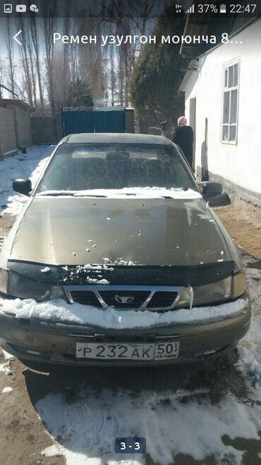 пансионат жар птица иссык куль в Кыргызстан: Daewoo Nexia 1.5 л. 2004
