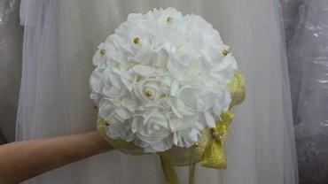 Букет свадьбный в Бишкек