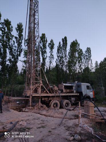 Услуги - Ананьево: Производим бурение скважин на воду Бурение осуществляется на