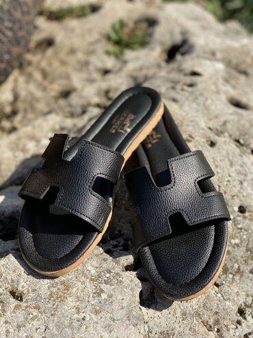 Papuce - Srbija: Hermes papuce  Cena: 999din Br: 40
