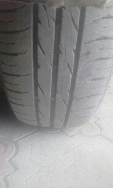 куплю диски на 14 в Кыргызстан: Продаю летние шины 14/65/175 дунлоп в хорошем состоянии прошу 3500