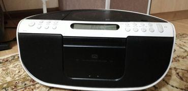 cd privod dlja pk в Кыргызстан: Продаю бумбокс Samsung. CD, TAPE, FM Tuner