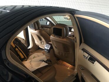 brilliance m2 1 8 at - Azərbaycan: Mercedes-Benz S-Class 3.5 l. 2007   190000 km