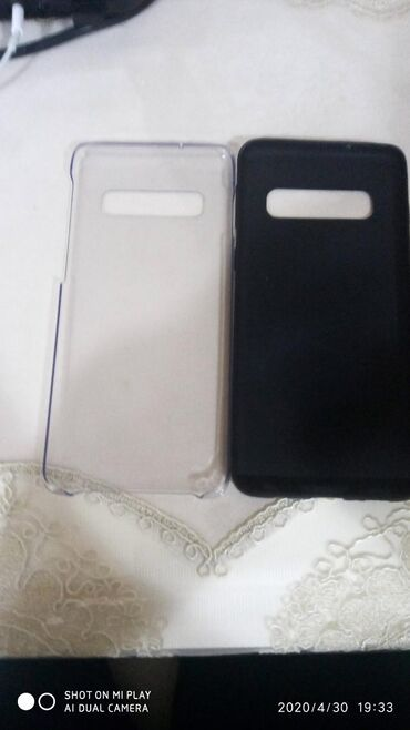 Samsung j 7 - Azərbaycan: Samsung S 10ucun kabura biri 7 azn ikisi 12