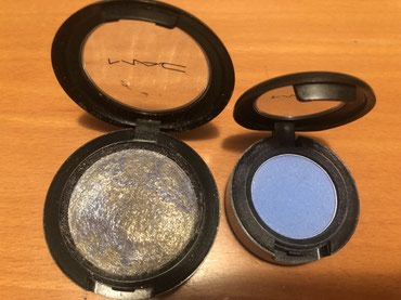 MAC eyeshadows σε Agii Anargyri