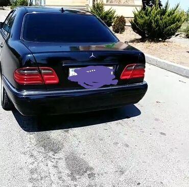27 elan   NƏQLIYYAT: Mercedes-Benz E 240 2.4 l. 1998   437000 km
