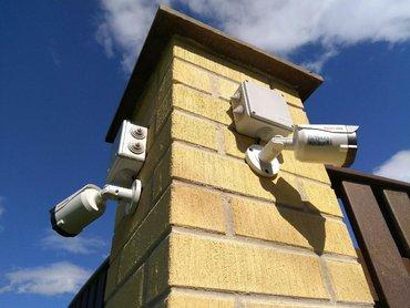 Установка видеонаблюдения!!!Видеонаблюдение, зачем оно нужно?Ответ на