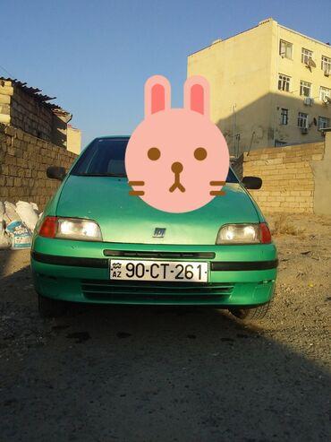 Fiat - Azərbaycan: Fiat 0.9 l. 1998 | 80000 km