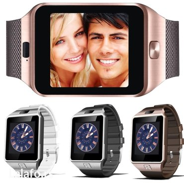 Smart watch dz09 - pametni sat -mobilni telefon - novo    smart watch  - Kragujevac