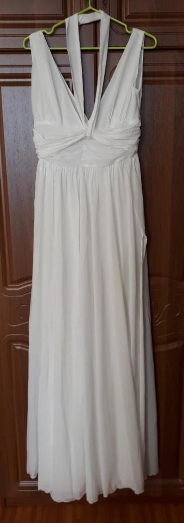 вечерние платья для свадьбы в Кыргызстан: Продаю шикарное очень нежное, легкое, итальянское вечернее платье в