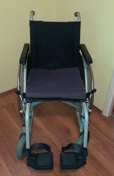 Prodajem invalidska kolica,korišćena svega nekoliko puta,u odličnom