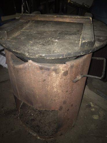 Продаю казан с очоком!!!!! Печка с в Бишкек