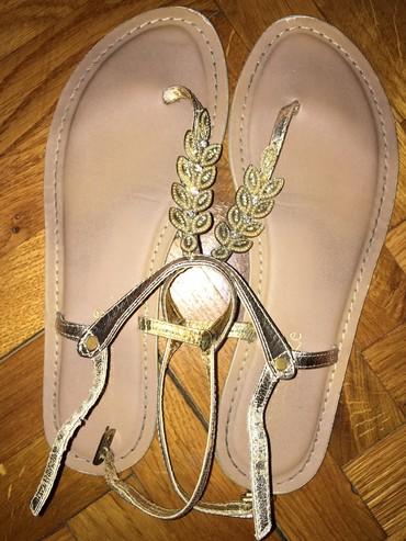 Ženska obuća | Novi Banovci: Accessorize sandale, broj 39