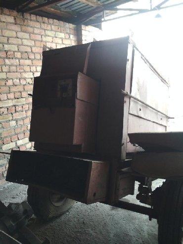Сварочный агрегат - Кыргызстан: Сварочный аппарат, полуприцеп (САК)