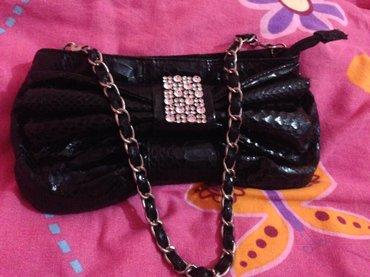 Mala torbica crna sa cirkonima 550 din saljem post ekspresom - Indija
