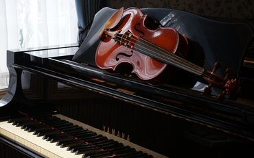 umyvalnik i unitaz в Кыргызстан: Частные уроки фортепиано и скрипки. Опытные преподаватели. Для детей и
