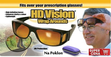Hd vision sklopive naočare za bolju vidljivost tokom vožnje - Kragujevac