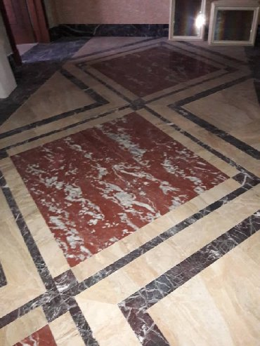 стяжка полу сухая по немецким технологиям в Кыргызстан: Установка мрамора Работы по камню