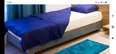 Jednostruki | Srbija: Krevet 200*90 sa dušekom star šest meseci. Visina dušeka je 20cm