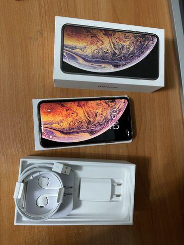 iphone xs max купить бу в Кыргызстан: Б/У iPhone Xs Max 512 ГБ Золотой