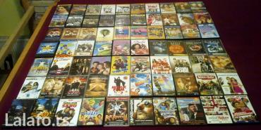 Na prodaju preko 70 dvd naslova. Diskovi su očuvani i retko - Pozarevac