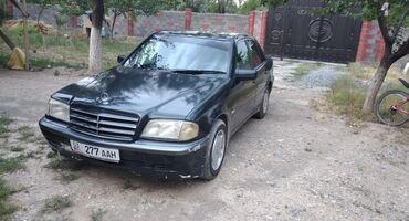 Mercedes-Benz в Баткен: Mercedes-Benz C 180 1.7 л. 1998   186418 км