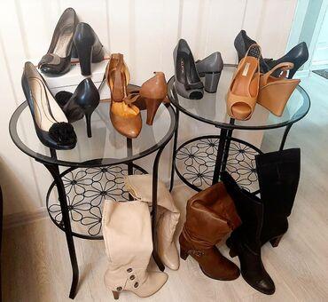 Девушки!!продаю свою коллекцию красивой обуви на каблуках!10 пар новой