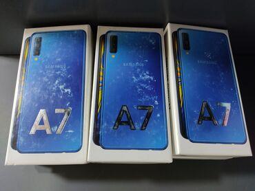 Samsung Galaxy A7 2017 | 32 ГБ | Золотой | Новый | Гарантия, Кредит, Сенсорный