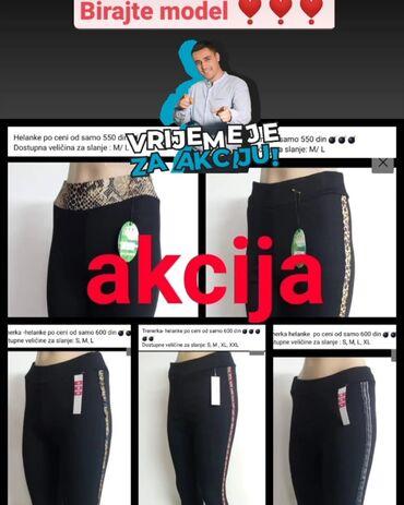 Crne pantalone - Srbija: Akcija - dvoje za samo 1000 din. Birajte model do isteka zaliha. Pogle