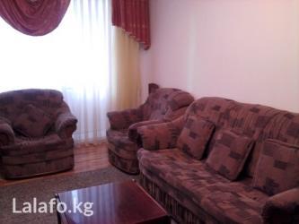 Посуточно квартиры 1-2-3-х в центре в Бишкек