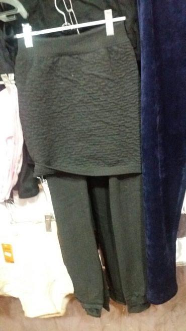 Женские брюки теплые и под юбки в Бишкек