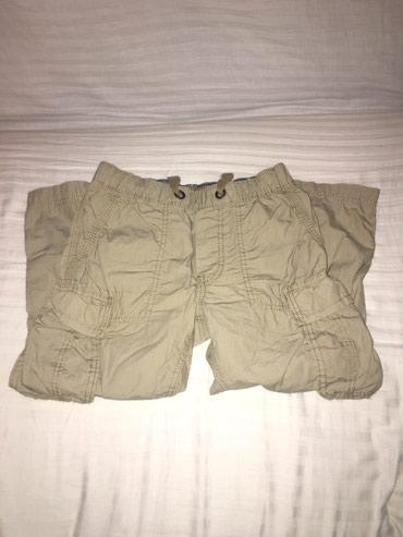 H&M штаны/шорты 100% хлопок. Состояние отличное