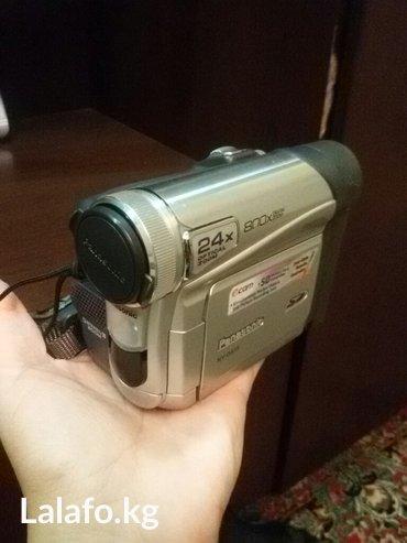Продаю видеокамеру panasonic(полный комплект)торг уместен в Кант
