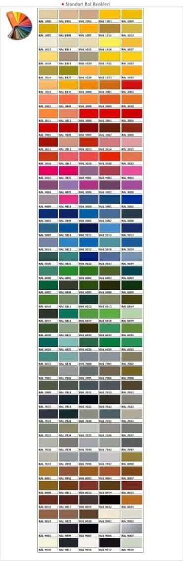 Краски и лаки в Кыргызстан: Полимерный краска чачабыз эшике шкафка жана башка темирлерге тел