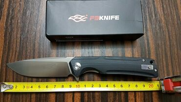 Продаю складной туристический нож Firebird FH 91. Характеристики:Форма