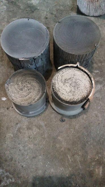 Автозапчасти и аксессуары - Кыргызстан: Катализатор скупка катализатора на машину, установка, каталик, кат