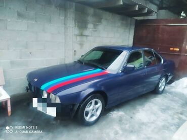 бетонный завод бишкек в Кыргызстан: BMW 5 series 2 л. 1992 | 123456 км