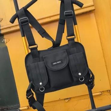 Продам нагрудную сумку-бронежилет не носил ни разу, 700 сом в Бишкек