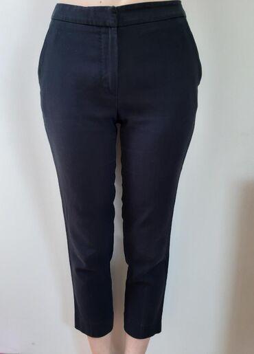 Pantalone c teget poslovne - Srbija: Max Mara Pantalone Veličina: 38 (Teget)