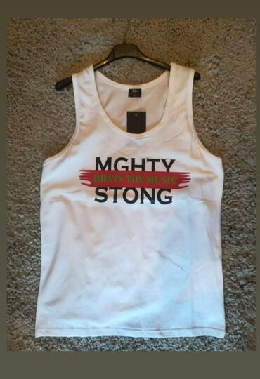 Muska majica M do 2XL pamuk sa elastinom Turska proizv