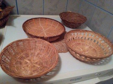 Korpe za hleb,vise vrsta i oblika,odaberi svoj paket,vise stvari - Sombor