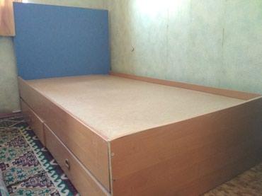 Продаётся кровать. Без матраса Ширина в Бишкек