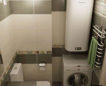 Ремонт ванной комнат в Бишкек