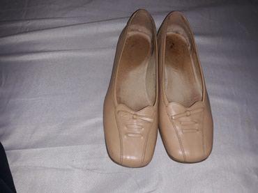 Ženske cipele,broj 38 očuvane,par puta nošene,udobne. - Belgrade
