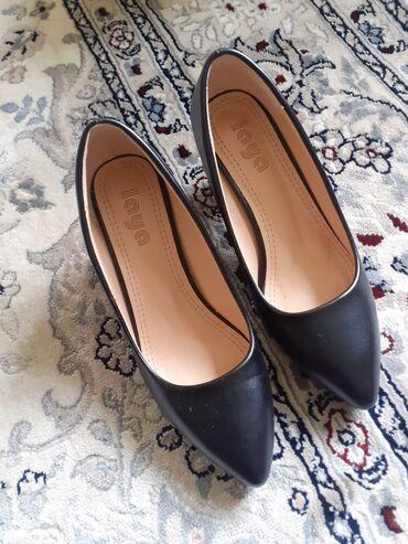 Женская обувь - Теплоключенка: Продаю женские туфли. В хорошем состоянии, одевала 1 раз на той