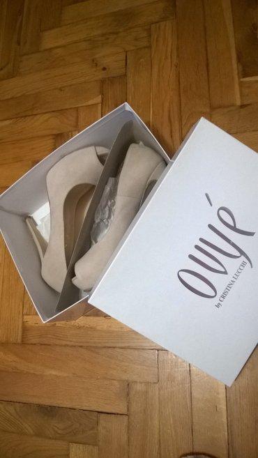 Italijanske sandale, jednom nosene! Odlicnog kvaliteta, marke OVYE, - Arandjelovac