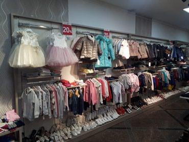 производство кухонной мебели в Кыргызстан: Производство торговой мебели для магазинов одежды премиального класса