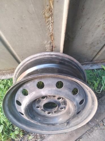 Продаю железный диск 1шт 5*114 в отличном состоянии. Цена:500 сом в Бишкек