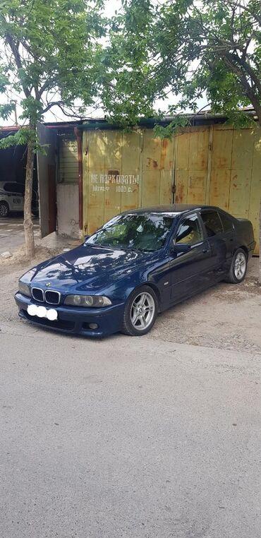 bmw-8-series в Кыргызстан: BMW 5 series 2.8 л. 2000 | 230000 км